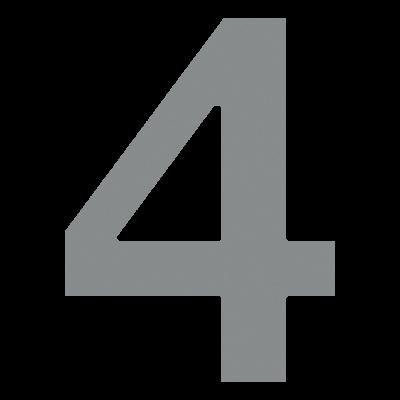 Numer na dom 4 Bravios