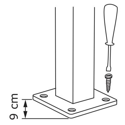 Skrzynka Manhattan Transparency - instrukcja montażu