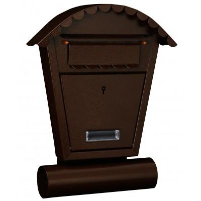 Skrzynka pocztowa z tubą...
