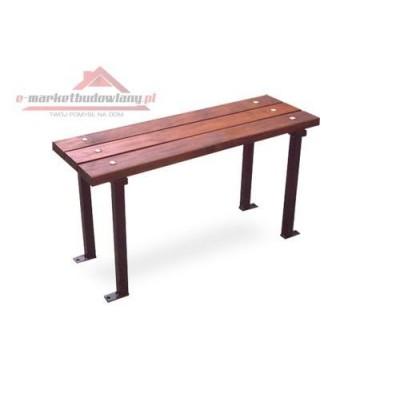 Ławka stołek z mocowaniem...