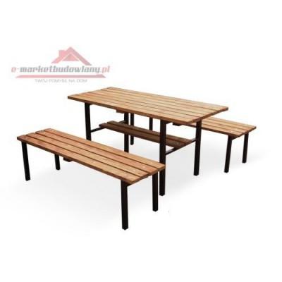 Stół stal barowy ogrodowy...