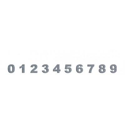 7cm Cyfry samoprzylepne na...