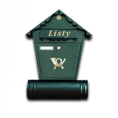 Skrzynka pocztowa domek z...