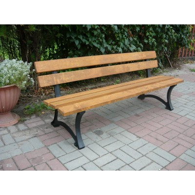 Ławka ogrodowa Oslo - ławka...