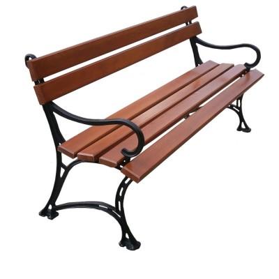 ławka żeliwna klasyczna