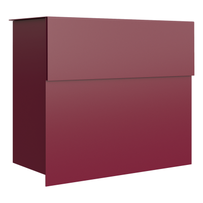 Stojąca skrzynka na listy BRAVIOS malowana proszkowo
